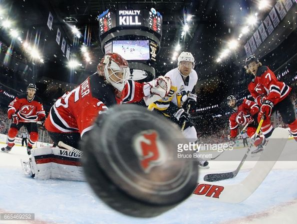 News Photo : Patric Hornqvist of the Pittsburgh Penguins...