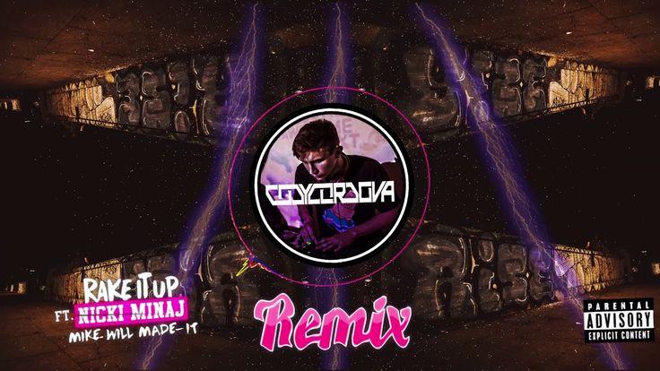 Yo Gotti ft Nicki Minaj - Rake It Up (CODYCORDOVA Bootleg) Free Download