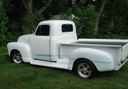 Custom 1953 Chevy Truck For Sale