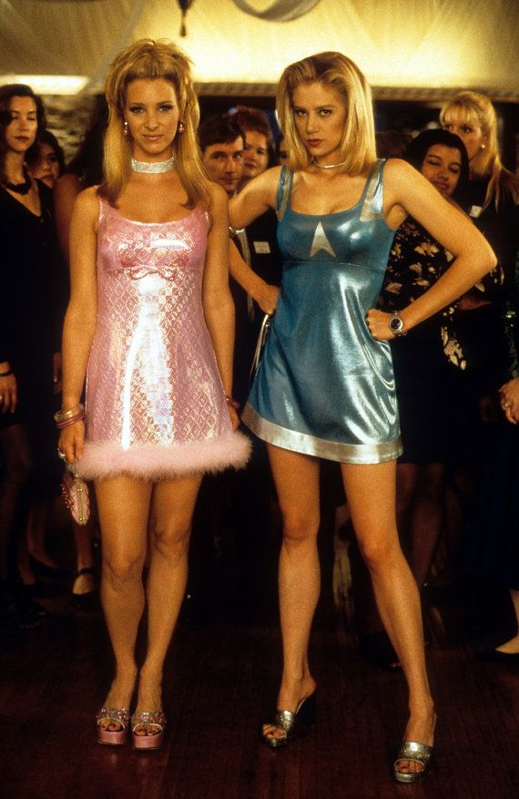 Romy and Michele Dresses by TropicalEarthling on Etsy