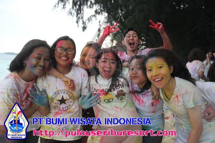 Pulau Seribu - Wisata Paling Trend di Jakarta dan di social media maupun blogger