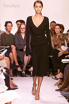 Vera Wang Spring 2001 Ready-to-Wear Collection Slideshow on Style.com
