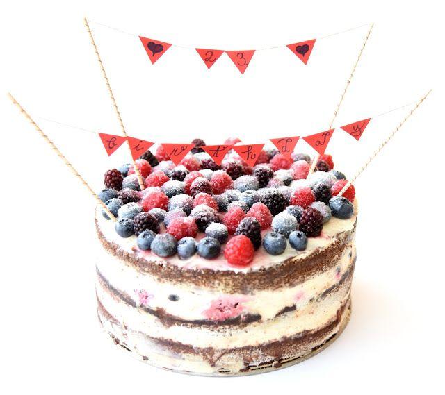 Red velvet cake - Glutenique