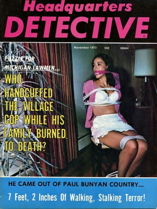 Magazine Bondage 44
