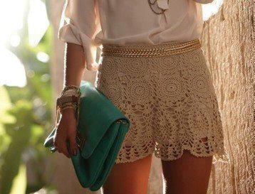 Faldas cortas, faldas largas... Varios modelos