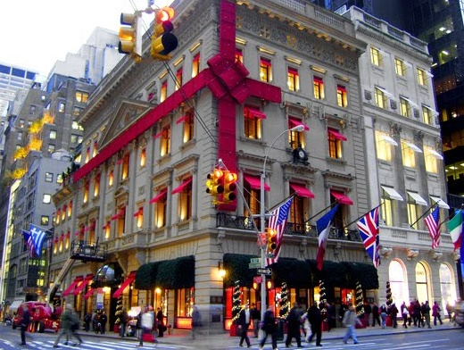 New York city Natale