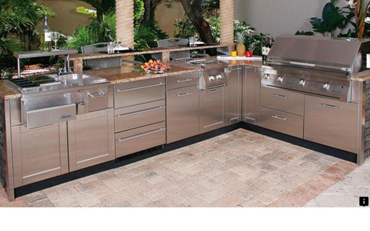 16++ Stainless steel outdoor kitchen information