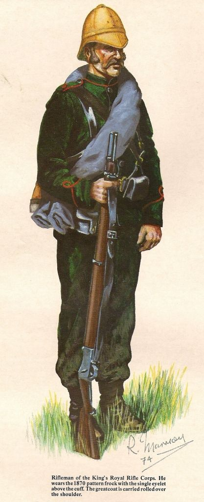 British Colonial Uniform 45