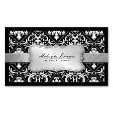 elegant black business cards - Google Search