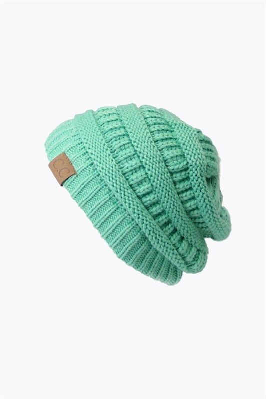 Kelly Brett Boutique: Women's Online Clothing Boutique - Slouchy Knit Beanies Multiple Colors, $14.00 (http://www.kellybrettboutique.com/slouchy-knit-beanies-multiple-colors/)