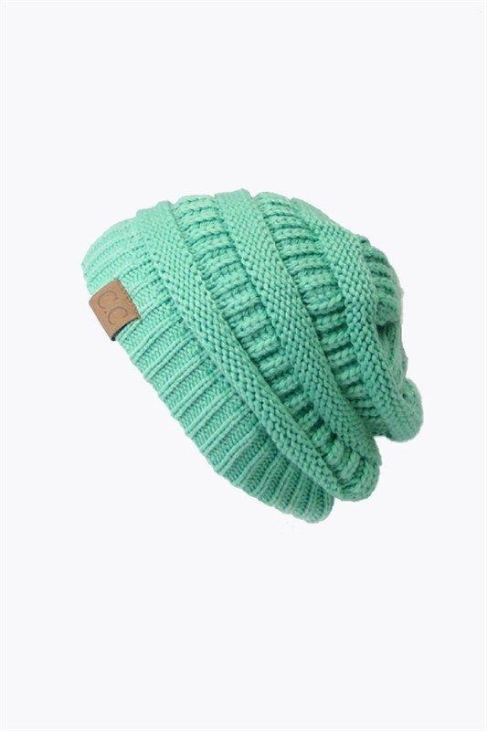 Kelly Brett Boutique: Women's Online Clothing Boutique - Slouchy Knit Beanies Multiple Colors, $14.00 (http://www.kellybrettboutique.com/slouchy-knit-beanies-multiple-colors/)