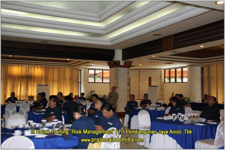 In-house Training Risk Management - Ancol bersama PIK
