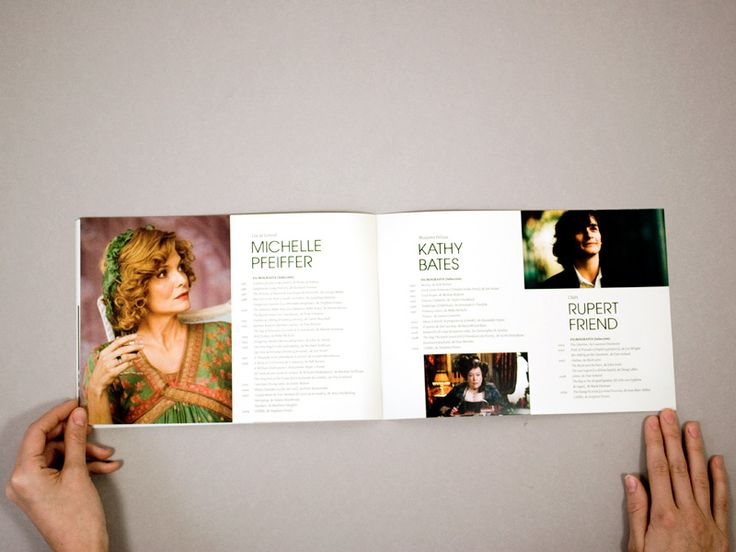 Pressbook del film CHERIE