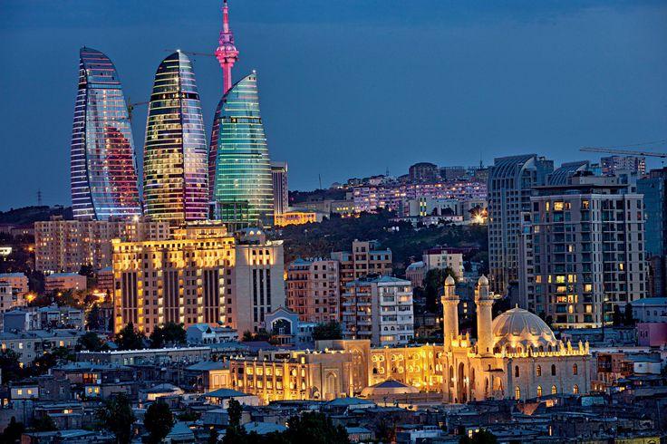 Big in Baku - The New York Times