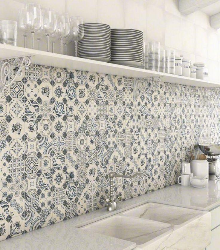 102+ Marvelous Kitchen Backsplash Remodel Ideas