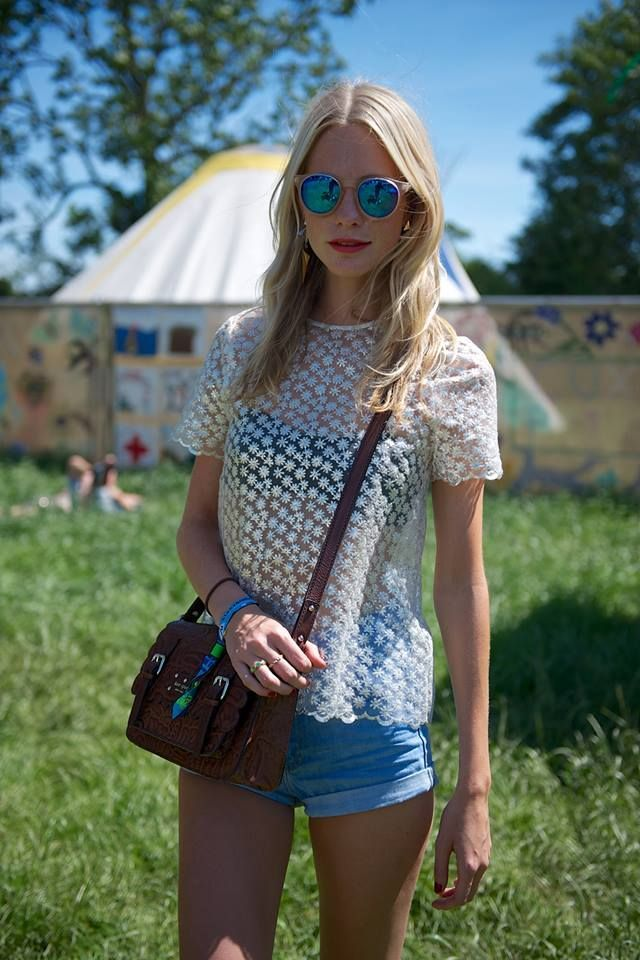 Inspiration: 20 Forecastle Festival Outfits to Try This Weekend * Lou What Wear *