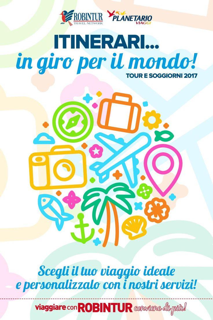 Itinerari in Giro per il Mondo