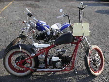 73 Best Honda Z50 Monkey Bikes Images On Pinterest Biking Car