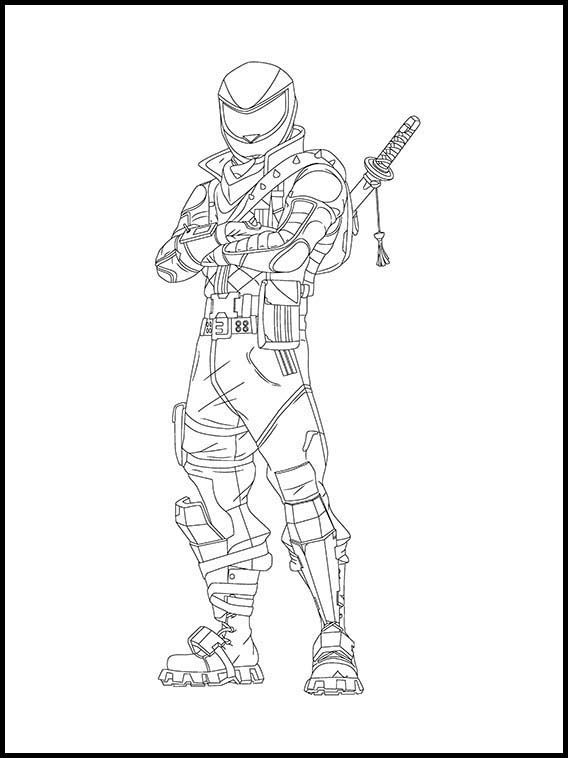 Fortnite Colouring 22 In 2021 Free Printable Coloring Pages Coloring Pages Online Coloring Pages