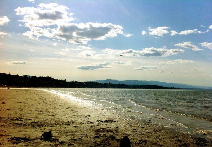 Qualicum Beach in Qualicum Beach, BC