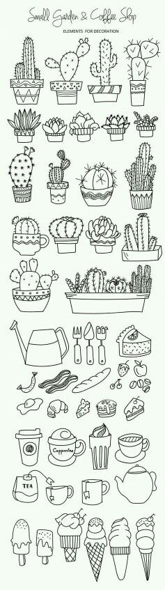 Plant and cake