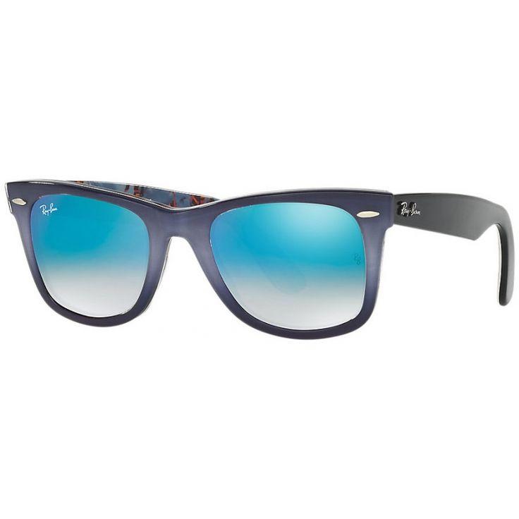 Acquista i fantastici occhiali RAY-BAN RB2140 11984O 50 ORIGINAL WAYFARER FLORAL…
