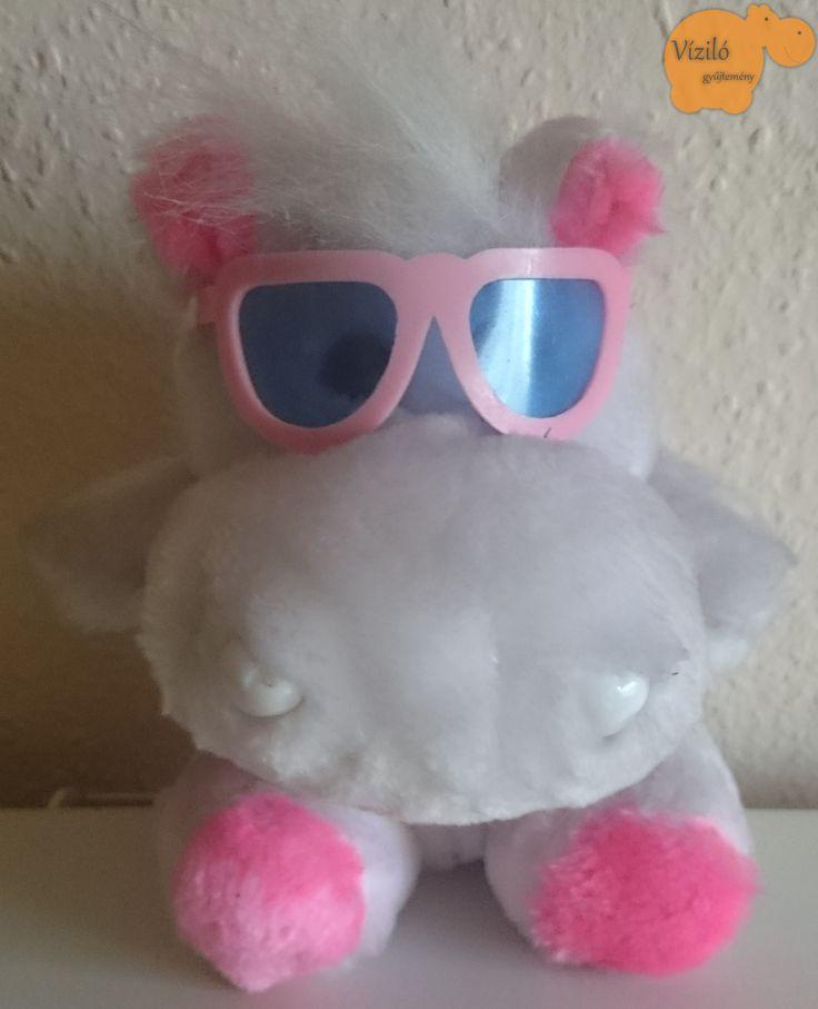 No. 548 | víziló | plüss | hippo | plush