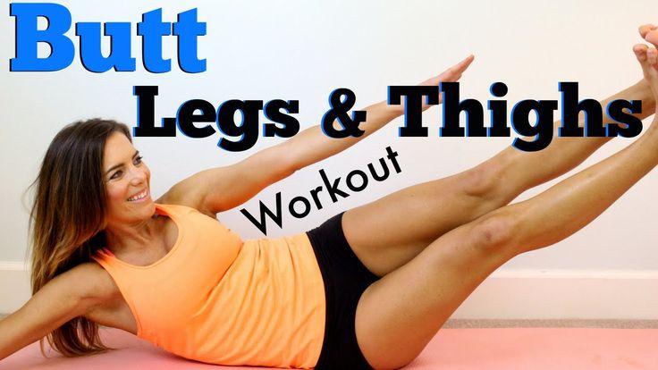 Butt Legs & Thighs Burner | Booty & Legs Workout