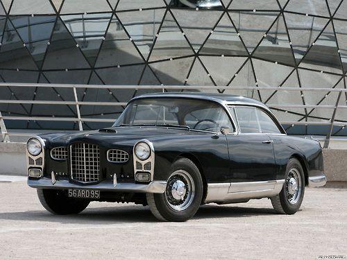 Facel Vega 1957