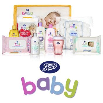 Win Boots Baby Essentials and £350 Boots vouchers | Baby Essentials | Mother & Baby