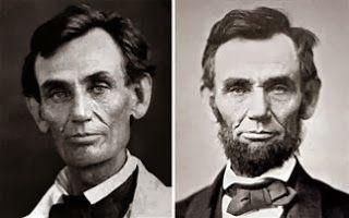 Η ΜΟΝΑΞΙΑ ΤΗΣ ΑΛΗΘΕΙΑΣ: Η ιστορία πίσω από το μούσι του Αβραάμ Λίνκολν
