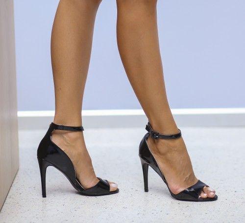 Sandale Viano Negre