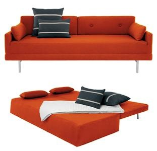 one night stand sofa by blu dot.
