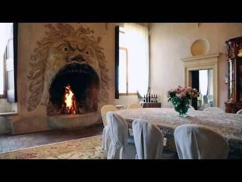 Villa della Torre in Veneto - Exploring Italy's most beautiful wineries and vineyards