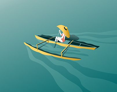 """Check out new work on my @Behance portfolio: """"Evasion !"""" http://be.net/gallery/51830665/Evasion-"""