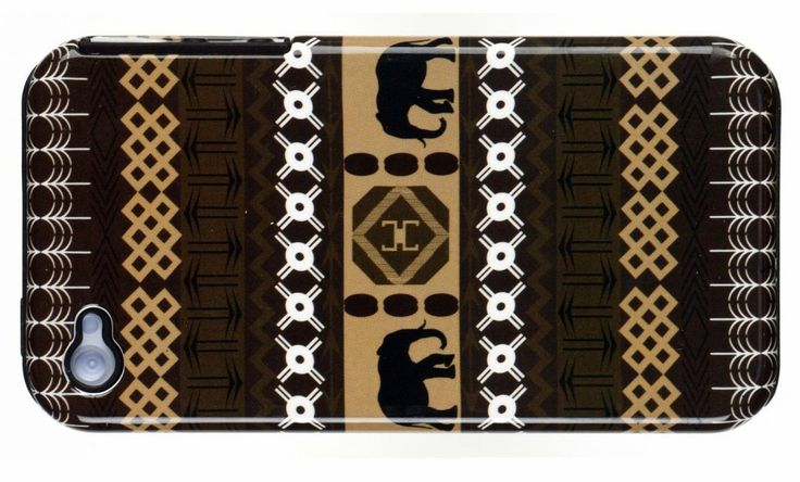 Aztec Tribal Pattern Elephant iPhone Case for iPhone 4S