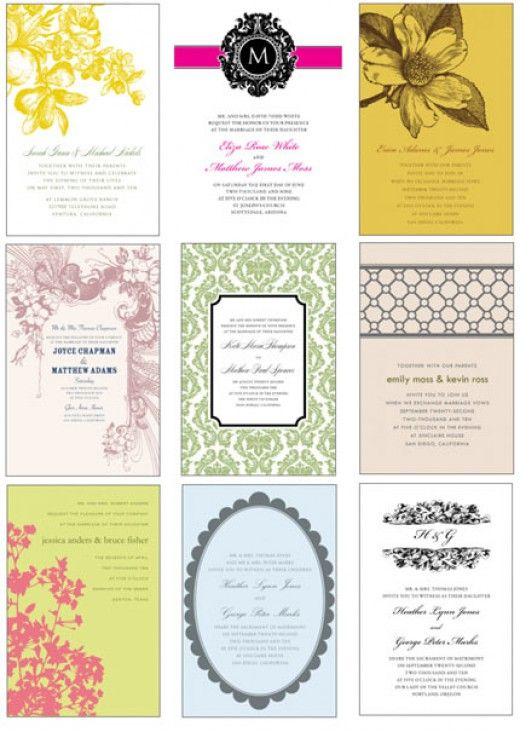 These Pretties Are All FREEBIES U2014 Printable Invitation Templates You Can  Personalize. New Templates Are Added Each Weekday. We Used These For Our  Wedding ...  Download Free Wedding Invitation Templates For Word
