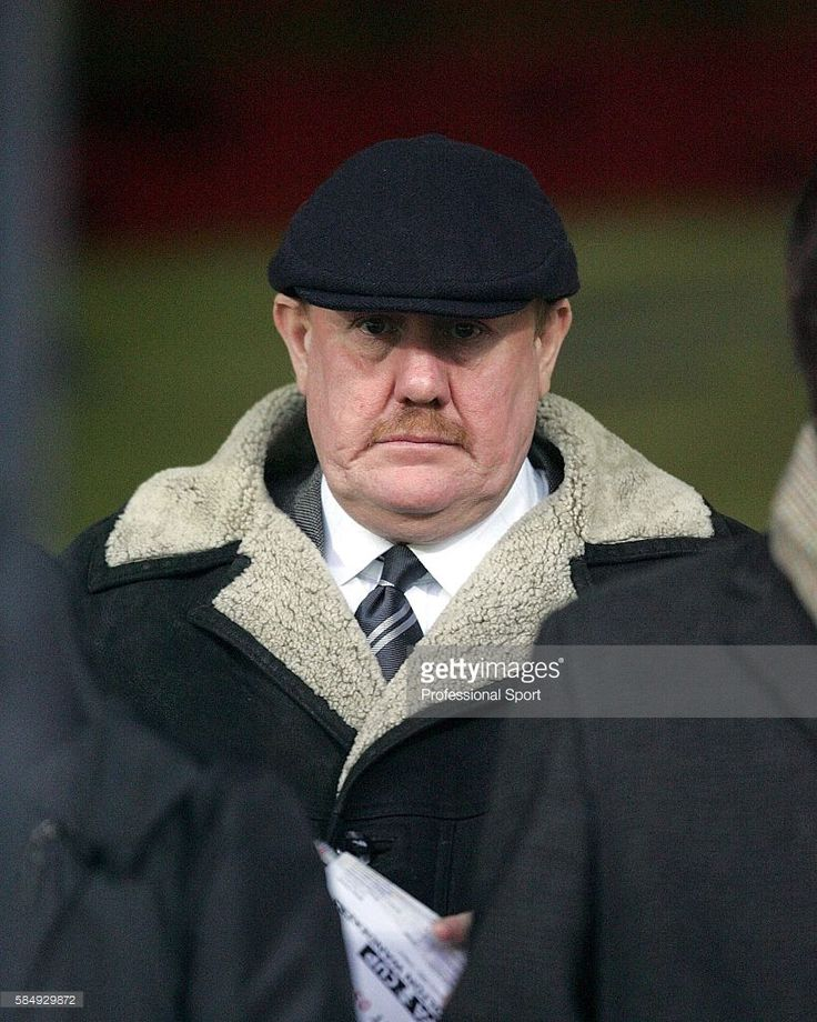 FA Chief Executive Brian Barwick looks on during the FA Cup 3rd round match between Watford and Bolton Wanderers at Vicarage Road on January 7, 2006 in Watford, England.