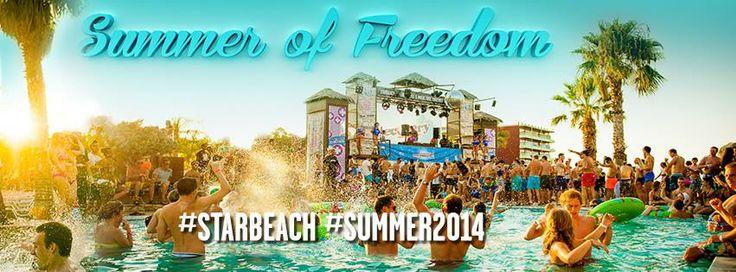 Summer of Freedom #Starbeach #Summer2014