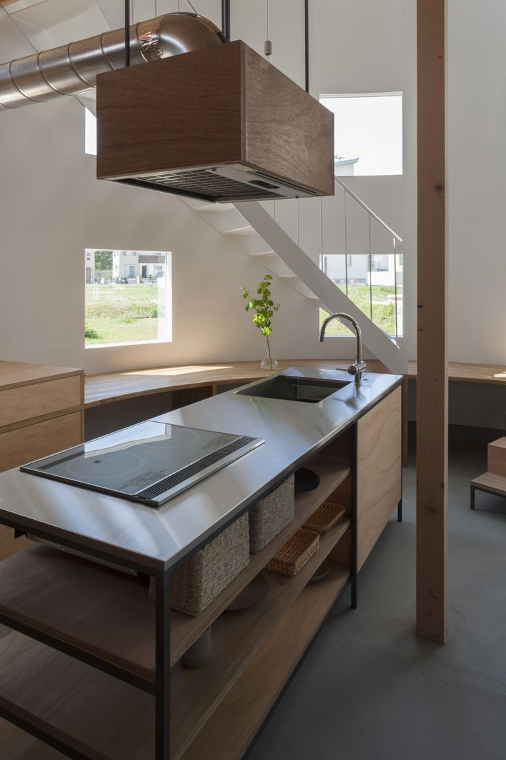 87 best elements kitchens images on pinterest in kitchen architecture in japan kitchens by tato architects ph shinkenchiku