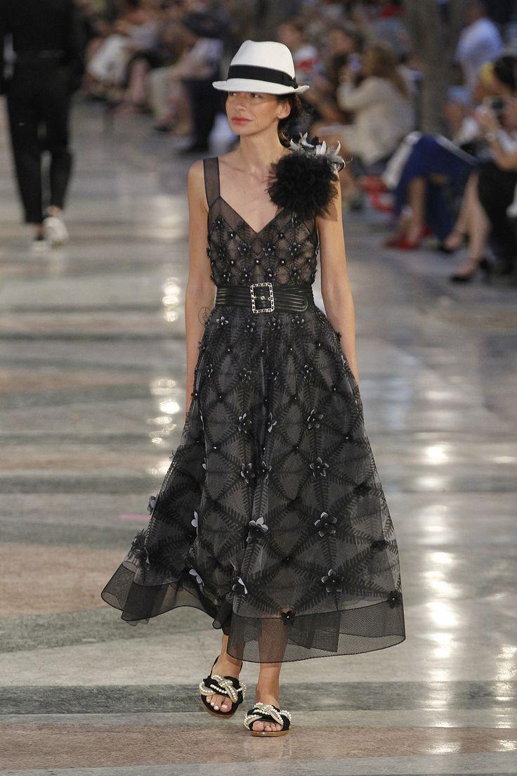 Défilé Chanel Croisière 2017 9