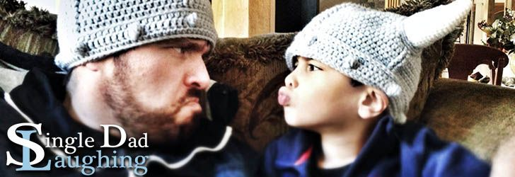 This is a TERRIFIC blog....great writer, quality content infused with a wonderful sense of humor ~~Blog | Single Dad Laughing