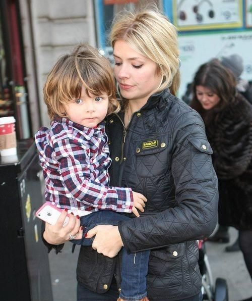 Favourite Celeb Mum - Holly Willoughby