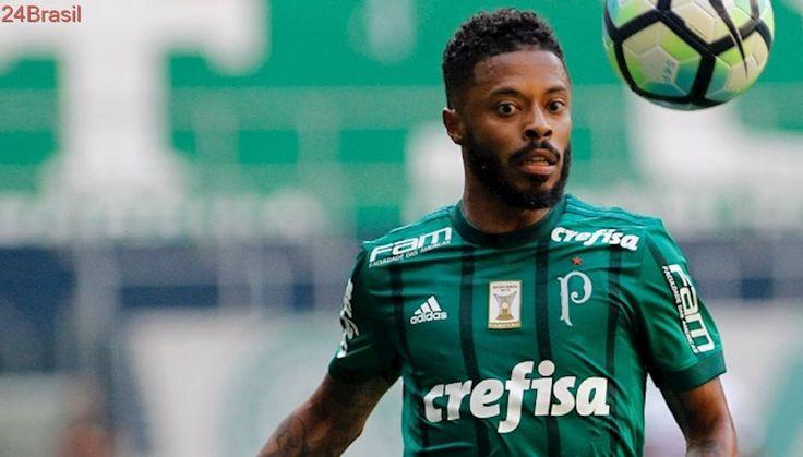 Má notícia para o Alviverde   Infecção tira Michel Bastos do Palmeiras por tempo indeterminado