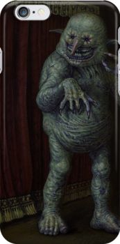 Orthanc The Night Troll by tonyhough