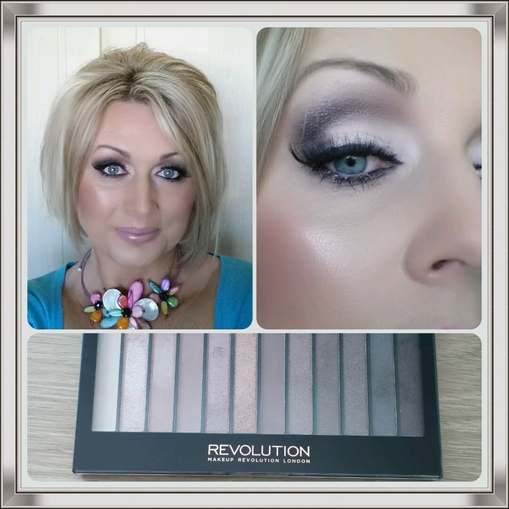*TUESDAY TUTORIAL* with NAKED 3 DUPE- MAKEUP REVOLUTION ICONIC 3 PALETTE  She looks gorgeous!  LOVE the results!