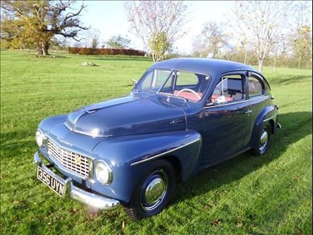 1956 Volvo Pv444 Ks for Sale | Classic Cars for Sale UK