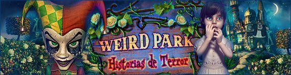 Weird Park Historias de Terror #juego #juegos