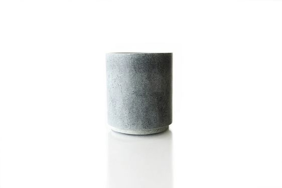 Stone tumbler perfect for very cool drinks, simply place in the freezer remove add beverage and enjoy.