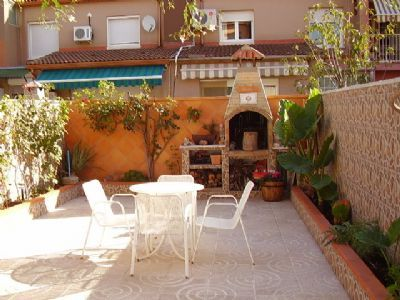 16 best images about good ideas on pinterest colors - Patios con barbacoa ...